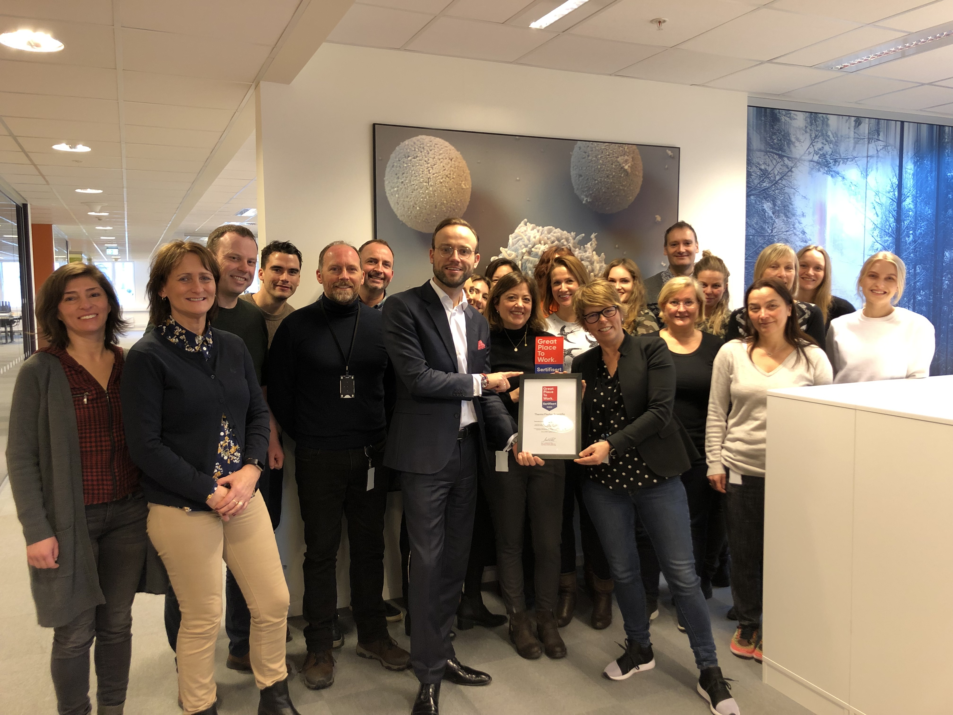 GPTW sertifisering 2019